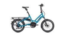 E-Bike Tern HSD S+ blau