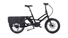 E-Bike Tern GSD S10 schwarz