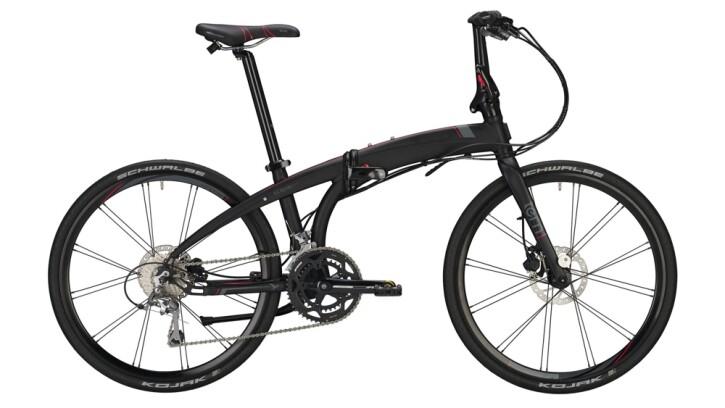 Faltrad Tern Eclipse P20 schwarz,rot 2020