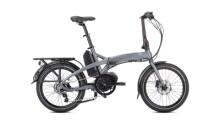 E-Bike Tern Vektron D7i silber,grau