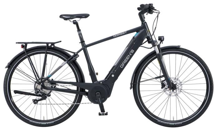 E-Bike Green's Dorset 2020