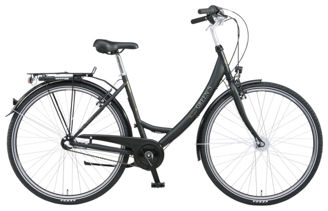 Citybike Green's Essex 2020