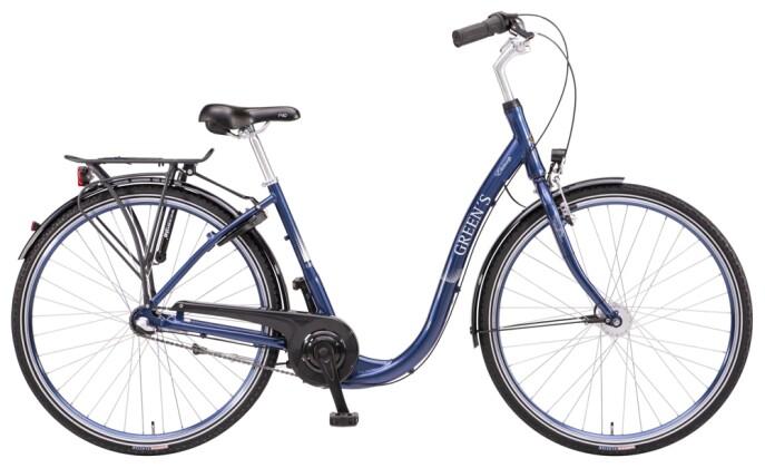 Citybike Green's Edinburgh 2020