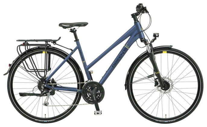 Trekkingbike Green's Blackness 2020