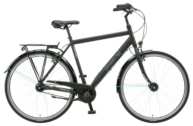 Citybike Green's Hastings 2020