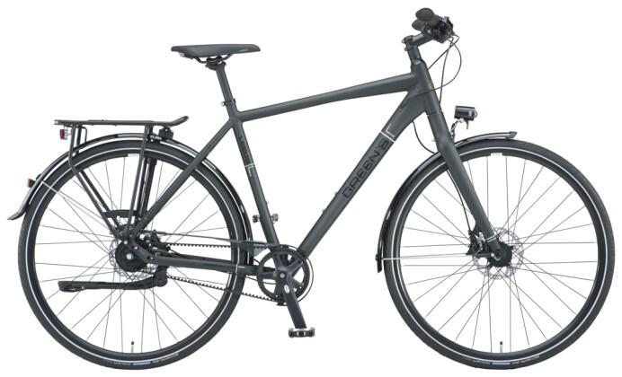 Citybike Green's Leeds 2020