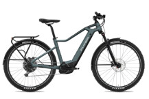 E-Bike FLYER Goroc1 6.50  Pigeon Blue / Black Matt
