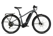 E-Bike FLYER Goroc2 6.50  Black Shading / Black Gloss