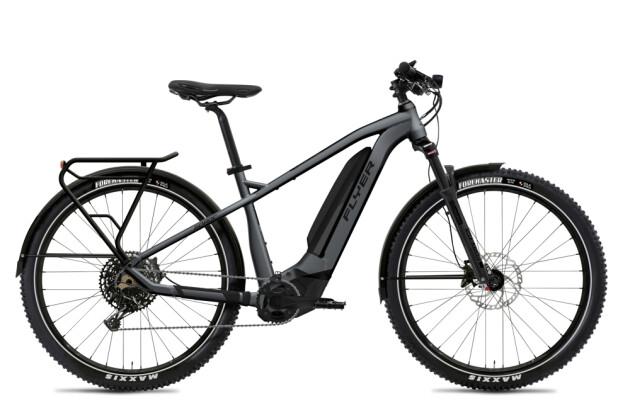 E-Bike FLYER Goroc2 6.50  Black Shading / Black Gloss 2020