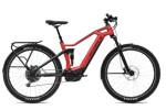 E-Bike FLYER Goroc3 6.50 HS  Classic Red / Black Gloss