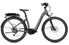 E-Bike FLYER Gotour2 5.01R Silver Dark Cool Gloss