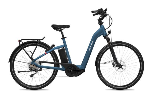 E-Bike FLYER Gotour5 5.01R Jeans Blue Gloss 2020