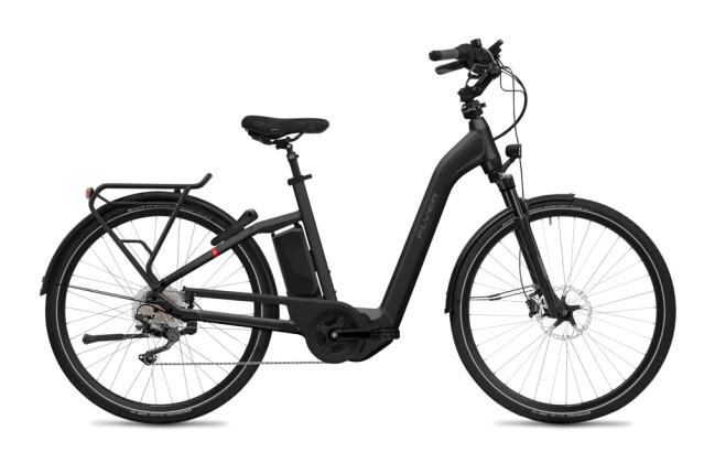 E-Bike FLYER Gotour5 5.01R Pearl Black Gloss 2020