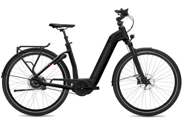 E-Bike FLYER Gotour6 5.01R Black Matt 2020
