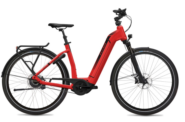E-Bike FLYER Gotour6 5.01R Classic Red Gloss 2020
