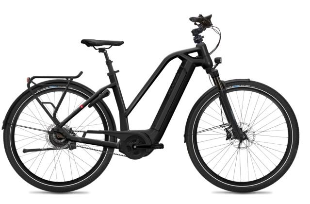 E-Bike FLYER Gotour6 5.10 Black Matt 2020