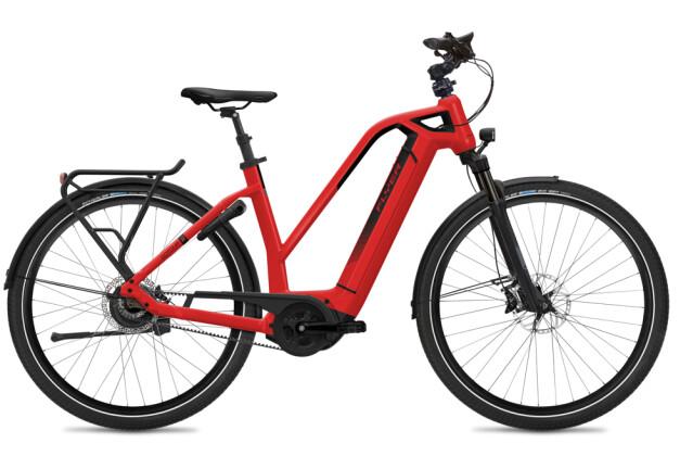 E-Bike FLYER Gotour6 5.10 Classic Red Gloss 2020