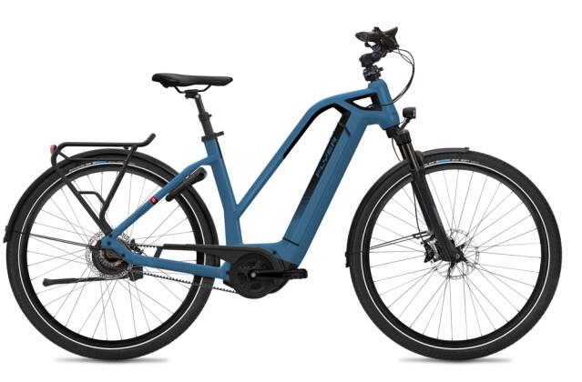 E-Bike FLYER Gotour6 5.10 Jeans Blue Gloss 2020