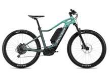 E-Bike FLYER Uproc1 4.50 Pigeon Blue / Mint Matt