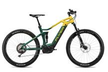 E-Bike FLYER Uproc3 6.50 Opal Green / Sunflower Gloss