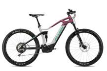 E-Bike FLYER Uproc3 6.50 Solid White / Berry Gloss