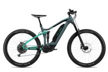 E-Bike FLYER Uproc4 6.50 Pigeon Blue / Mint Matt
