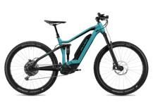 E-Bike FLYER Uproc7 6.50 Pool Blue / Black Matt