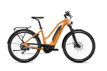E-Bike FLYER Upstreet5 7.10 HS Tangerine Orange Matt