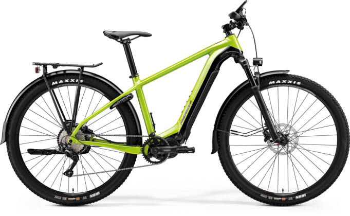 E-Bike Merida eBIG.NINE 600 EQ 2020