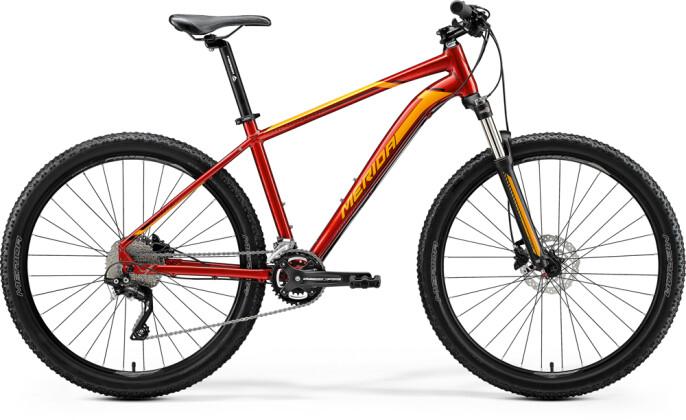 Mountainbike Merida BIG.SEVEN 80 2020