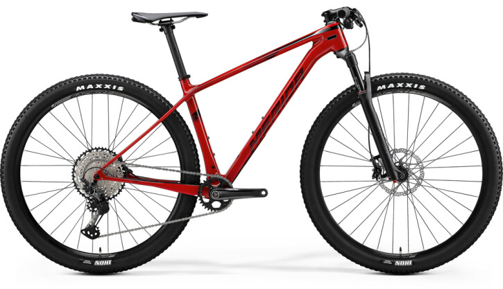 Mountainbike Merida BIG.NINE XT 2020