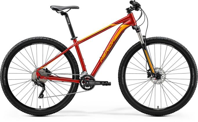 Mountainbike Merida BIG.NINE 80 2020