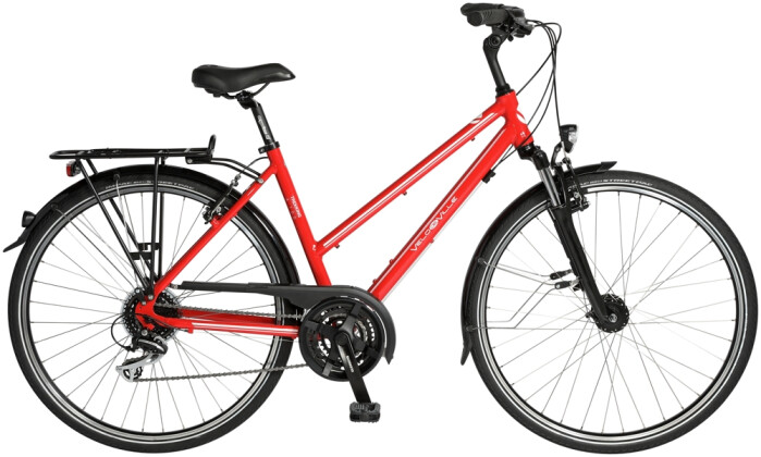 Trekkingbike Velo de Ville A100 7 Gang Shimano Nexus Freilauf 2020