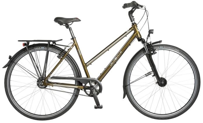Citybike Velo de Ville A200 Belt 8 Gang Shimano Nexus Rücktritt 2020
