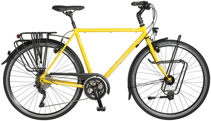 Trekkingbike Velo de Ville A450 CrMo 30 Gang Shimano Deore Mix 2020