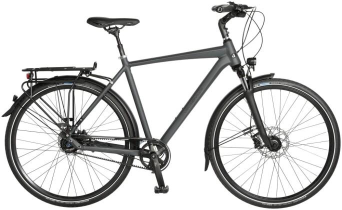 Citybike Velo de Ville A700 Belt 8 Gang Shimano Alfine Freilauf 2020