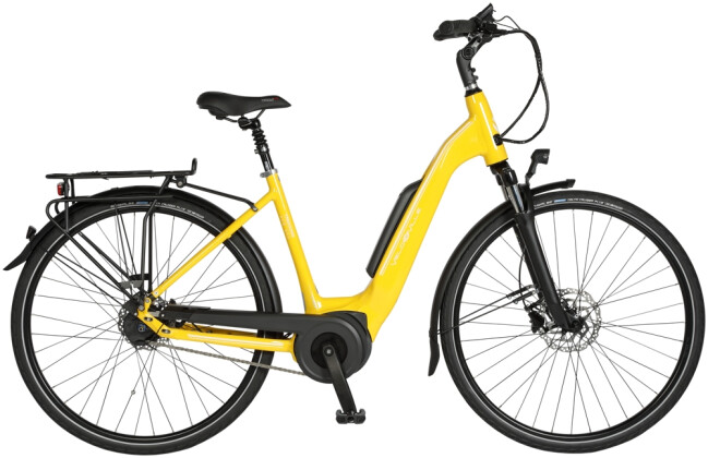 E-Bike Velo de Ville AEB400 5 Gang Shimano Nexus Freilauf 2020