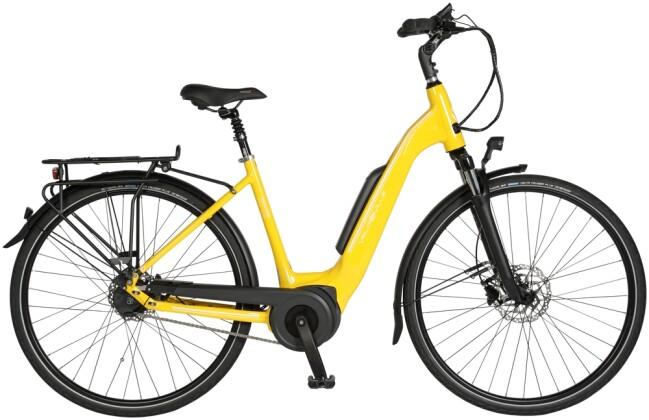 E-Bike Velo de Ville AEB400 5 Gang Shimano Nexus Freilauf DI2 2020
