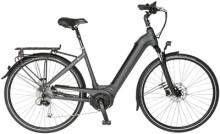 E-Bike Velo de Ville AEB490 11 Gang Shimano Deore XT Mix