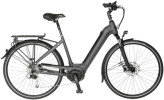 E-Bike Velo de Ville AEB490 8 Gang Shimano Nexus Freilauf