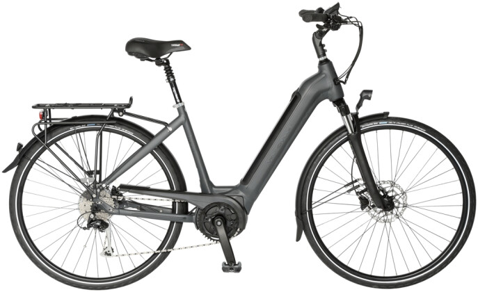 E-Bike Velo de Ville AEB490 9 Gang Shimano Deore Mix 2020