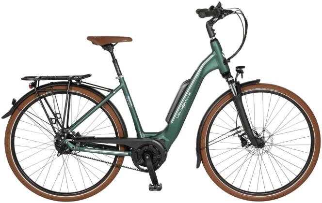E-Bike Velo de Ville AEB800 5 Gang Shimano Nexus Di2 Freilauf 2020