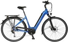 E-Bike Velo de Ville AEB890 5 Gang Shimano Nexus Di2 Freilauf