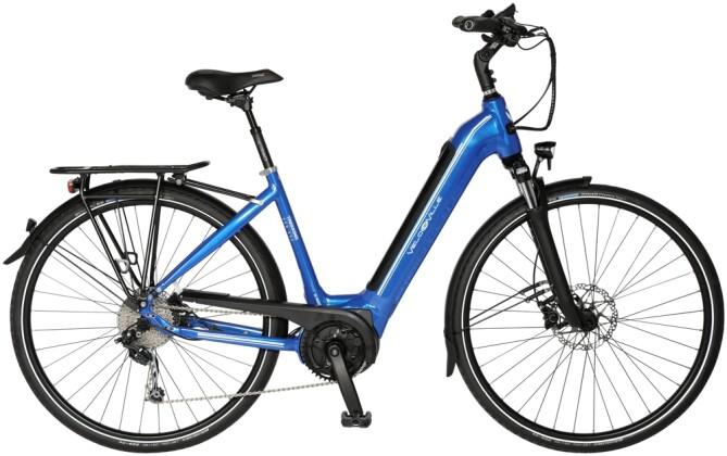 E-Bike Velo de Ville AEB890 5 Gang Shimano Nexus Di2 Freilauf 2020