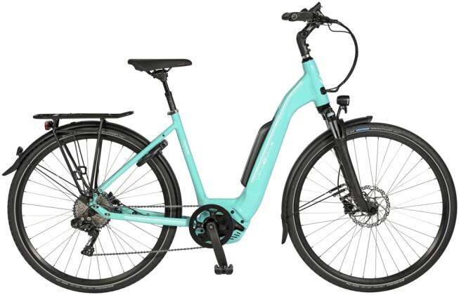 E-Bike Velo de Ville AEB900 9 Gang Shimano Deore Mix 2020