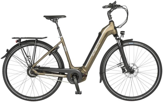 E-Bike Velo de Ville AEB990 Enviolo Trekking 2020