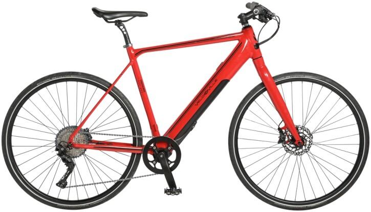 E-Bike Velo de Ville AEF 400 Offroad 9 Gang Shimano Deore 2020