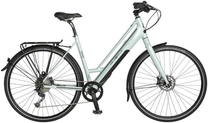 E-Bike Velo de Ville AEF 400 Urban 14 Gang Rohloff 2020