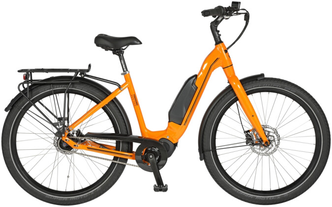 E-Bike Velo de Ville AES 200 8 Gang Shimano Nexus RT 2020