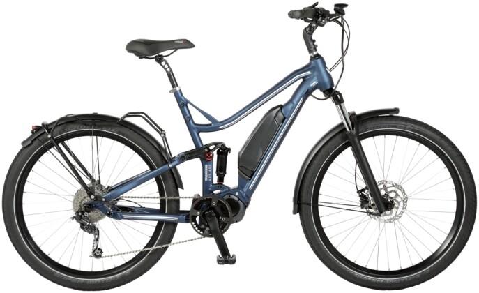 E-Bike Velo de Ville AES 400 FS 9 Gang Shimano Deore 2020